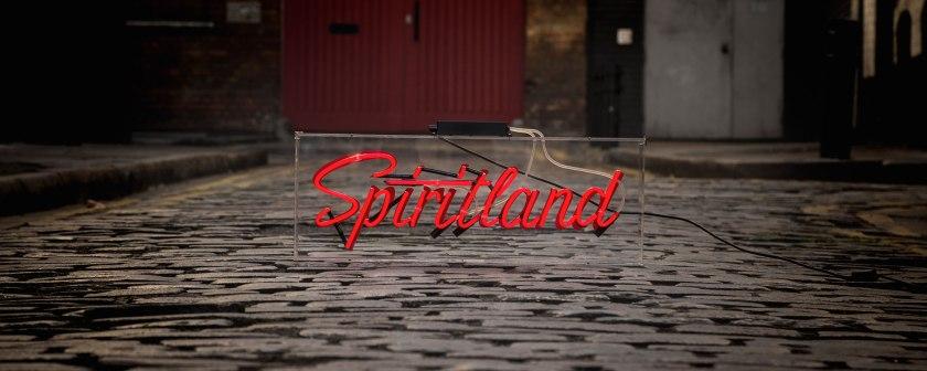 Spiritland in neon
